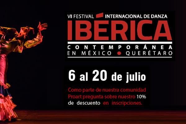 CURSO DE VERANO IBÉRICA CONTEMPORÁNEA EN MÉXICO DEL 6 AL 20 DE JULIO