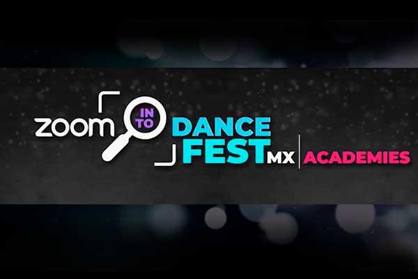 PROART EN ZOOM IN to DANCE FEST mx ACADEMIES 2020