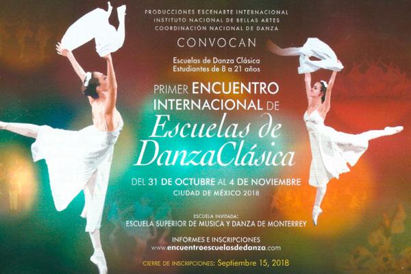PRESENTACIÓN DEL BALLET JUVENIL DE DANZA CLÁSICA PROART