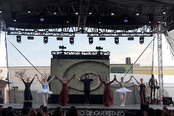 PARTICIPACIÓN DE CENTRO DE DANZA Y ARTE PROART EN EL FESTIVAL INTERNACIONAL DE ARTES ESCÉNICAS EN QUERÉTARO 2018